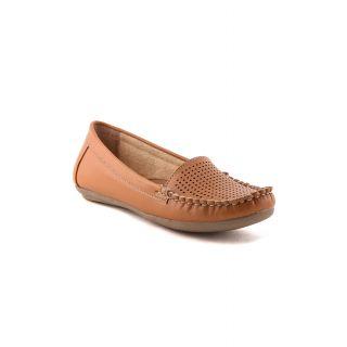 Bruno Manetti Women Tan Casual Shoes (675-Tan)