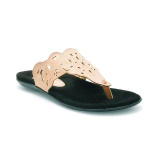 Labriza WomenS Beige Casual Sandals (1648BEIGE)