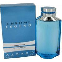 Azzaro Chrome Legend - Set Of 2 (2 X 125 Ml) Edt - 250 Ml (For Men) - 91960004