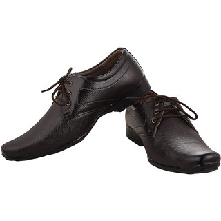 Exclusive Range Of Brown Colour Lace Shoe From The House Of Radiant