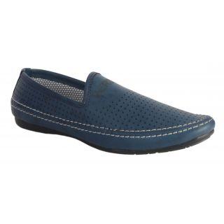 Salt MenS Blue Casual Slip On Shoes (DB20082)