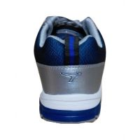 Lakhani MenS Silver Lace-Up Sports Shoes (14097S)