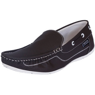 Fausto MenS Brown Casual Loafers (FST 1007 BROWN)