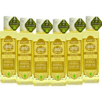 Khadi Anti-Dandruff Herbal Hair Oil Pack Of 6