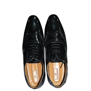 New Formal Black Color Stylish Formal Shoes For Men From ANNYY 002