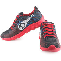 Urban Tape MenS Red Lace-Up Sports Shoes - 92632043