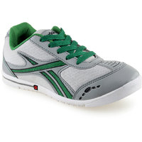 Urban Tape MenS Grey,Green Lace-Up Sports Shoes - 92631838