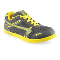 Urban Tape MenS Grey,Yellow Lace-Up Sports Shoes - 92631875