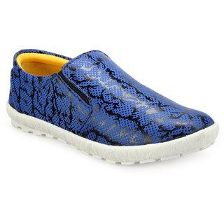 Juan David Mens Blue Casuals Slip On Shoes - 92636105