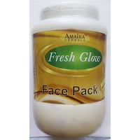 900 Ml  24 CARAT GOLD FACE PACK  Special Containers Packaged For Parlours / Saloons (Males And Females)