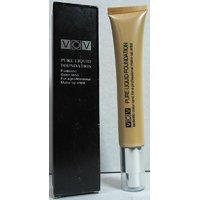 New Imported VOV Pure Liquid Foundation Professional Makeup 40 Ml  1.3 FL.OZ
