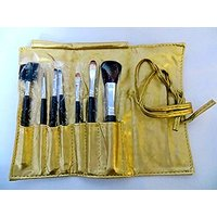 Golden 7 Pcs Cosmatic Brush COLOR MAY VARY