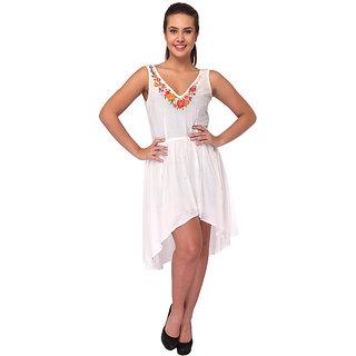 Stykin High-low Dress