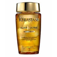 Kerastase Elixir Ultime Oleo Complexe Sublime Cleansing Oil Shampoo For All Hair Types 250 Ml
