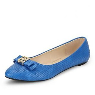 American Swan Womens Blue Casuals Slip On Shoes - 92909226