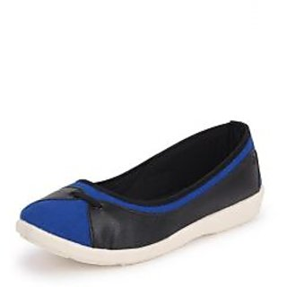 American Swan Womens Blue Casuals Slip On Shoes - 92909558