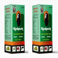 Dr.Raos Keshovin(Herbal Hair Tonic)(100ml)(Pack Of 2)