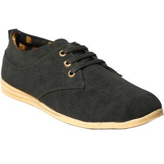 Craze Shop MenS Grey Casual Shoes