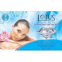 Lotus Herbals Radiant Diamond Facial Kit 650gm
