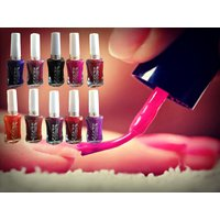 Best Quality  Nail Polish Set Of 12 Piece In Best Color