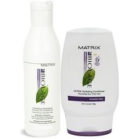 MATRIX BIOLAGE ULTRA HYDRATING SHAMPOO-200 Ml+ CONDITIONER -98gm