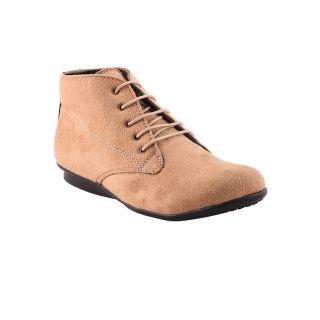 Bruno Manetti Women Beige Casual Shoes (664-Beige)