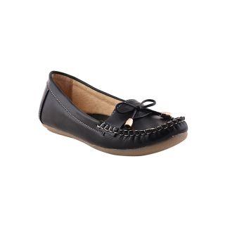 Bruno Manetti Women Black Casual Shoes (676-1-Black)