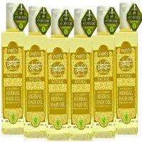 Khadi Anti-Dandruff Herbal Hair Oil Pack Of 6 100 Ml
