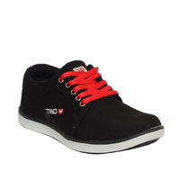 Twd 1139 Men Black, Red Sports Shoes - 93440489