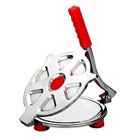 Stainless Steel Astral Puri-Papad-Roti Maker - 93880804