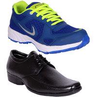 Jokatoo MenS Multi Lace-Up Sport Shoes - 93765246