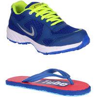 Jokatoo MenS Multi Lace-Up Sport Shoes - 93765256