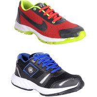 Jokatoo MenS Multi Lace-Up Sport Shoes - 93765259