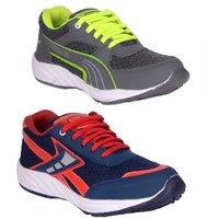 Jokatoo MenS Multi Lace-Up Sport Shoes - 93765277