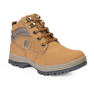 Red Chief MenS Rc2501 Rust Casual Shoes - 93947457