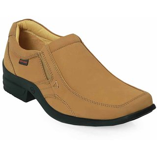 Red Chief MenS Rc1297 Rust Formal Shoes - 93947479