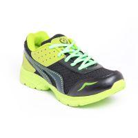 BAAJ Blue  Light Green Sports Shoes BJ453