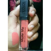 Incolor Matte Me 24 Hr Stay Ultra Smooth Lip Cream-412(Lowest Price Ever) FREE ONE LIP LINER +KAJALFREE,FAST  COD SHI