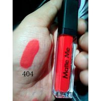 Incolor Matte Me 24 Hr Stay Ultra Smooth Lip Cream-404(Lowest Price Ever) FREE ONE LIP LINER +KAJALFREE,FAST  COD SHI