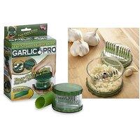 Garlic Pro Slicer Garlic Dicer Cutter Masher - 94080181
