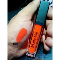 Incolor Matte Me 24 Hr Stay Ultra Smooth Lip Cream-409(Lowest Price Ever) FREE ONE LIP LINER +KAJALFREE,FAST  COD SHI