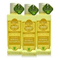 Khadi Anti-Hairfall Herbal Shampoo  PACK OF 3 100 ML