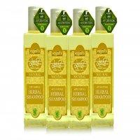 Khadi Anti-Hairfall Herbal Shampoo PACK OF 4 200 ML