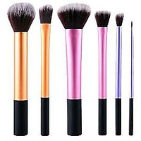 Real Technique Makeup Brushes - Pack Of 6 Pcs