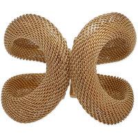 Fayon Golden Snake Coil Bracelet