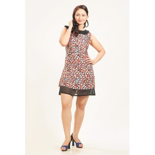 A Guster Ve..C3G0125A  Collar Dress