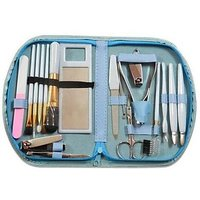 NewveZ Portable Make Up Cosmetics Brush Gift Set Tool Kiit