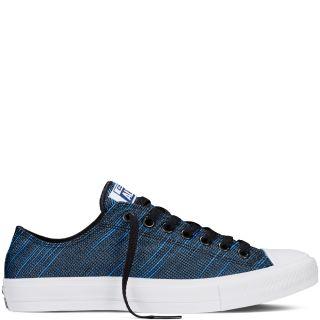 Converse MenS Chuck Taylor All Star Low Top Black Sneaker Shoe