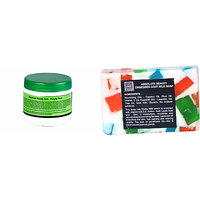 Absolute Beauty Bridal Party Goers Instant Glow Skin Care Face Pack With Goat Milk Soap Free
