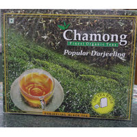 Chamong -popular Darjeeling TEA -100 Bags @ 357 Only For Daily Use